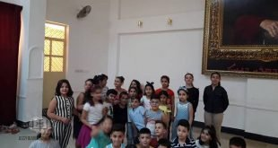 بدا الموسم الثاني للتعليم المسيحي في كنيسة مار كيوركيس الشهيد في كركوك
