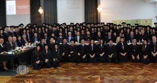 تخرج الدفعة الثامنة من طلبة كلية مار نرساي الاشورية المسيحية في سيدني