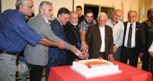 """اسرة مجلة """"ملتا"""" تنظم احتفالية ليوم الصحافة الآشورية في بيروت وتكرم متميزين في مجال اللغة الآشورية"""