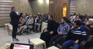 نشاط اليوم الاول من مهرجان مار عوديشو الثالث، في بغداد