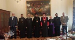 لجنة الحوار بين كنيسة المشرق الآشورية والكنيسة الارثذوكسية الروسية، تعقد اجتماعها الثالث